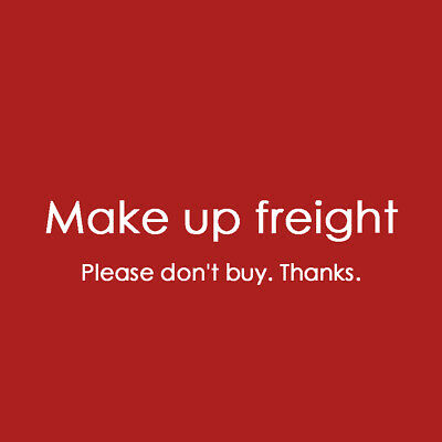 Used to make up the freight or supplement price difference