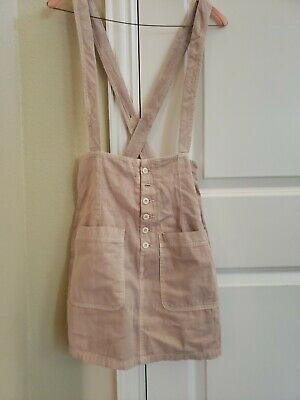 Free People Overalls skirt  Size 6-