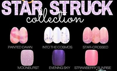 COLOR STREET Star Struck 2021 NAIL POLISH STRIPS COLLECTION
