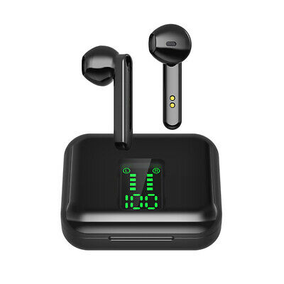 Bluetooth Earbuds Wireless HiFi Earphones Headphones For iPhone Samsung Android