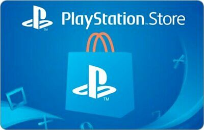 Sony - PlayStation Store 25 50 75 100 Gift Card Fast Delivery PS4 PS5
