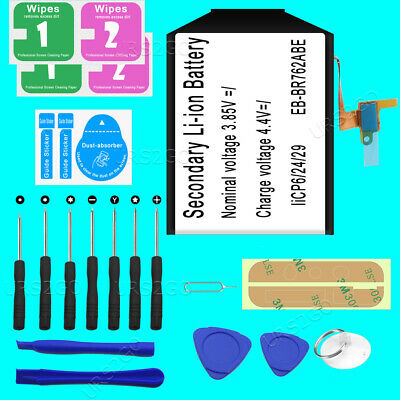 490mAh Displaceable Battery Toolset for Samsung Gear S3 Frontier SM-R760N Watch