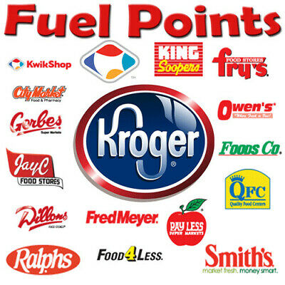 Kroger Gas Alt ID 3000 Fuel Points Expiring 6-30-21 FAST Electronic Delivery!!