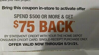 home depot coupon 75 off 500 15 off
