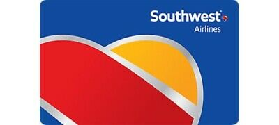 Southwest Airline Gift Voucher for Sale