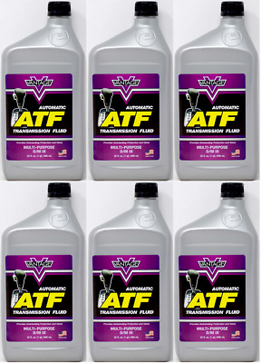 Multipurpose Automatic ATF Transmission Fluid 32 oz- Pack of 6