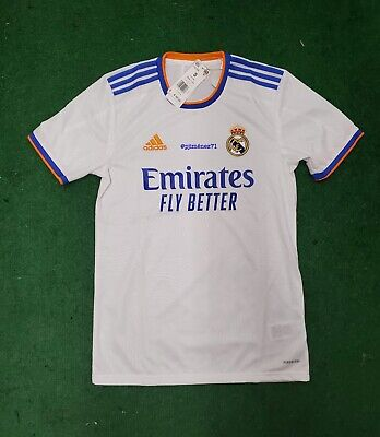 Real Madrid Home jersey 2122 Size S-