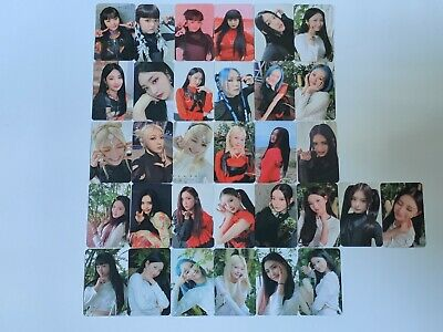 Everglow Last Melody Official photocard