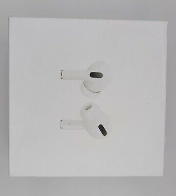 Apple AirPods Pro With Wireless Charging Case White MWP22AMA Authentic