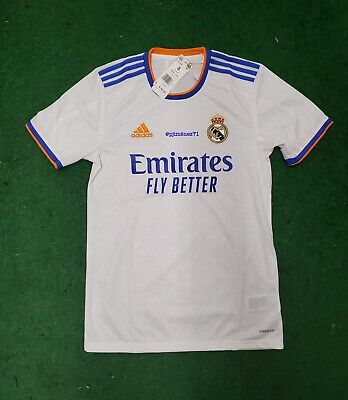 Real Madrid Home jersey 2122 Size M-