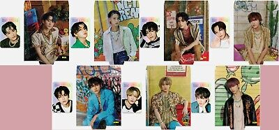 NCT DREAM Hot Sauce SMTOWN OFFICIAL GOODS HOLOGRAM PHOTO CARD SET SEALED