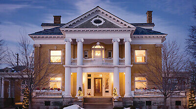 Ludington MI 4 weeknights for two Cartier Mansion  1600 value
