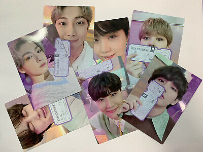 BTS SOWOOZOO 6th Muster Photocard PC - All Members - Select Card  -  US Seller