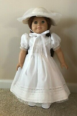 Pleasant Company American Girl Samantha Victorian 3-piece Garden Party Outfit