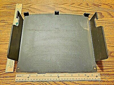 Quantum 6000z metal battery cover for motorized chair SEE PICS excellent shape