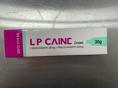 1oz Numbing Cream - LP CAINE - 30g Fast Numbing USA Seller Free Shipping