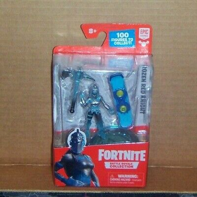 Frozen Red Knight Limited Edition Fortnite Battle Royale Collection Chase Figure