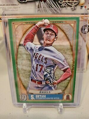 2021 Topps Gypsy Queen Base - Green Parallel - 1-300 - You PickChoose