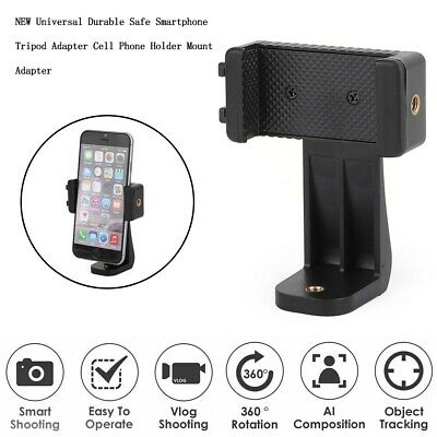 Universal Durable Smartphone Tripod Adapter Cell Phone Holder Mount Adapter TC