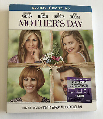 Mothers Day Blu-ray 2016 Includes Digital With Slipcover