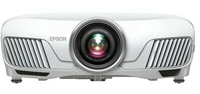 Epson Home Cinema 4010 Pixel-Shifted UHD 3LCD Home Theater Projector - White