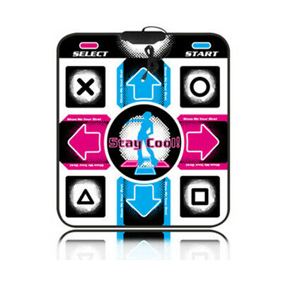 USB Video Games Dance Gaming Mats Non-Slip Dancing Step Pad Household For PC US