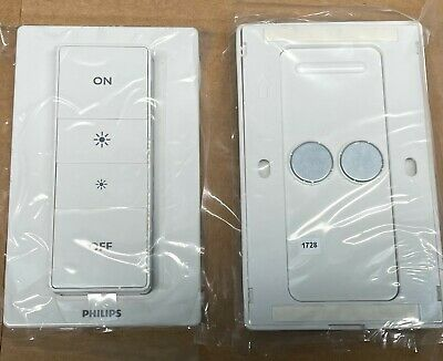 WHOLESALE  PHILLIPS HUE  SMART DIMMER SWITCH  WIRELESS REMOTE  WALL MOUNT