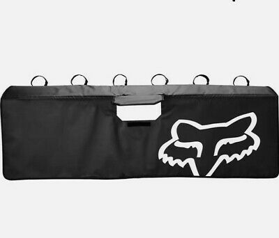 Fox Racing Tailgate Cover Large - Black New Open Box