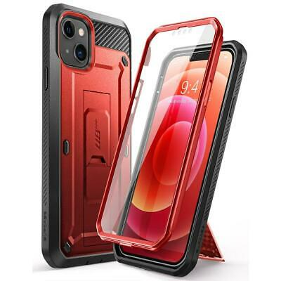 SUPCASE For iPhone 13 6-1 inch Unicorn Beetle Pro Full-Body Rugged Holster Case