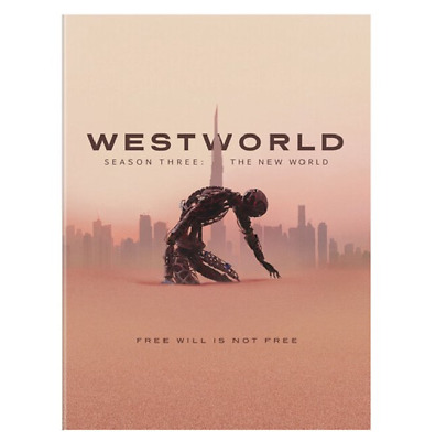 Westworld The Complete Third Season DVD New - Sealed