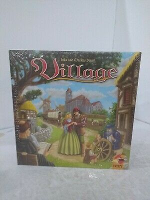 VILLAGE Board Game By Inka And Markus Brand Eggert Spiele Germany