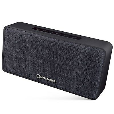 HyperGear FABRIX BT Wireless HDStereo Speaker10W Output WExtended Battery Life