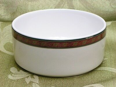 Holiday Fleur by Mikasa FX072 COUPE SOUP CEREAL BOWL