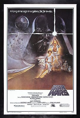 STAR WARS  7721-0 HAIRY BELT ORIGINAL BOOTLEG MOVIE POSTER CineMasterpieces
