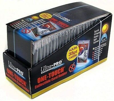 Ultra Pro 1 One Touch Magnetic Card Holders  35pt 1 Box  25