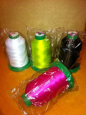 5000m Isacord thread any  COLOR colors 3951-5515
