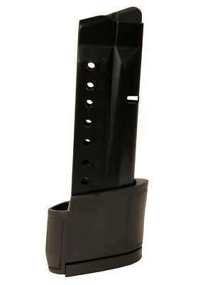 ProMag Smith - Wesson M-P Shield Magazine 10 Round Grip Extension 9mm Mag-SMI 28
