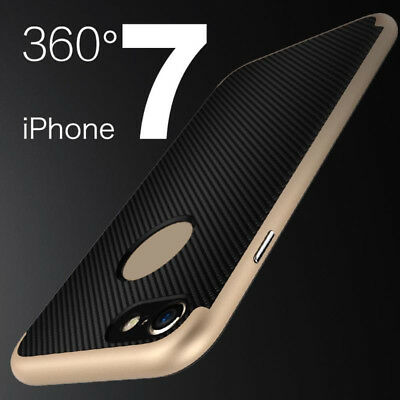 New Luxury Ultra-thin Shockproof Soft Rubber Back Case Cover For iPhone 7 Plus