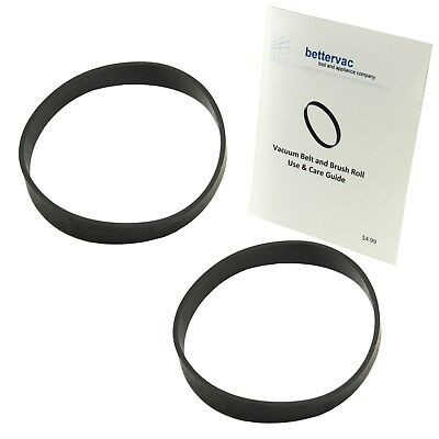Bissell 7 9 10 12 14 - 16 Vacuum Belts 2 Pack 32074 2031093 3031120