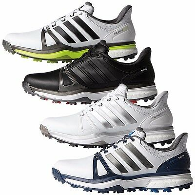 Adidas AdiPower Boost 2 Golf Shoes Mens New Med - Wide Sizes