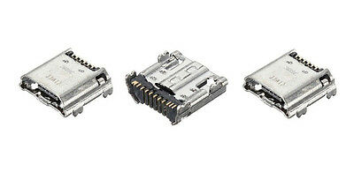 3 x USB Charging Charger Port Dock for Samsung Galaxy Tab 3 SM-T217S SM-T217A