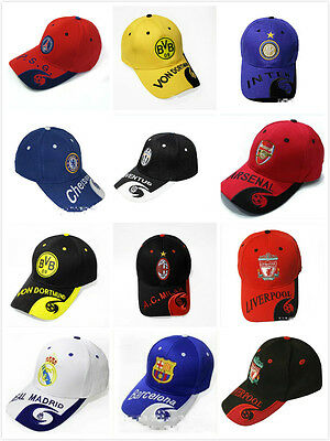 Football Club Soccer Snapback Hat Adjustable Baseball Cap Paris Saint-Germain