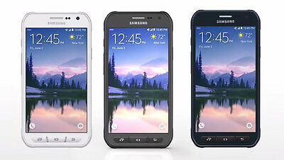 MINT Samsung Galaxy S6 Active SM-G890A UNLOCKED AT-T Android Smartphone