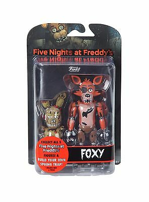 FNAF Five Nights At Freddys Articulated FOXY  5 Collectible Action Figure New