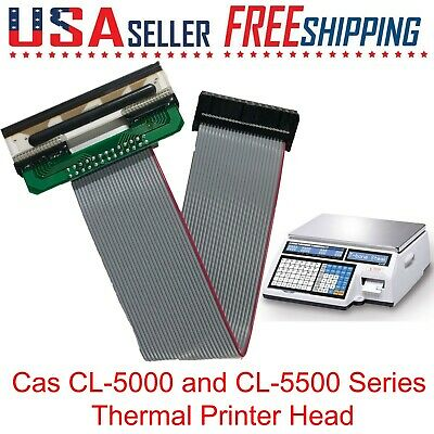 CAS CL-5000B CL-5000R CL-5000H THERMAL PRINT HEAD ACL1 Brand New🔴🔴🔴