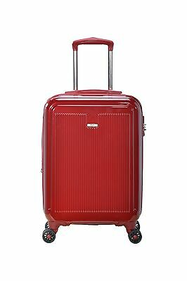 MHP International Stanwell 20 inch Expandable ABS Carry-on Luggage Suitcase