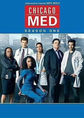 Chicago MedThe Complete First Season 1 One DVD 2016 5-Disc Set NEW
