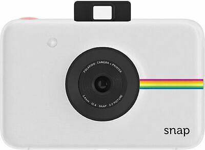 Polaroid Snap Instant Digital Camera with ZINK Zero Ink Technology White