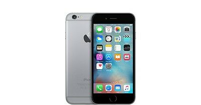 Apple iPhone 6 Plus A1522 16GB GSM AT-T Smartphone-Space Gray-Fair