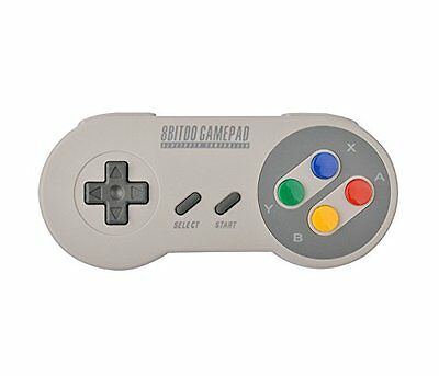 8Bitdo Mobile - Wireless - Bluetooth SFC30 Controller for iOS Android and PC